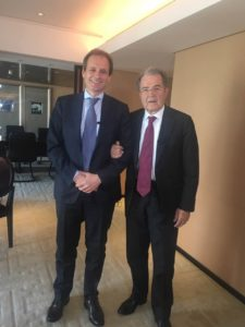 Nord Corea: Claudio Pagliara e Romano Prodi