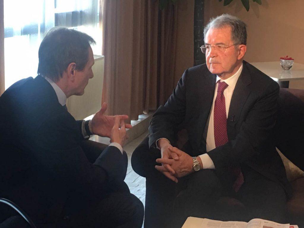 Nord Corea Intervista con Romano Prodi