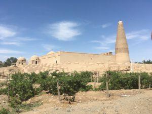 Turpan, il minareto di Emin