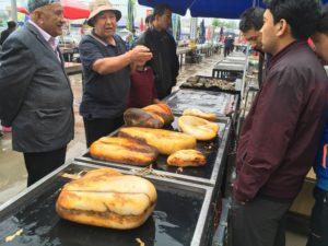 Mercato della giada di Hotian Hotan